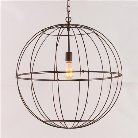 Shades of Light - Young House Love Wire Globe Lantern